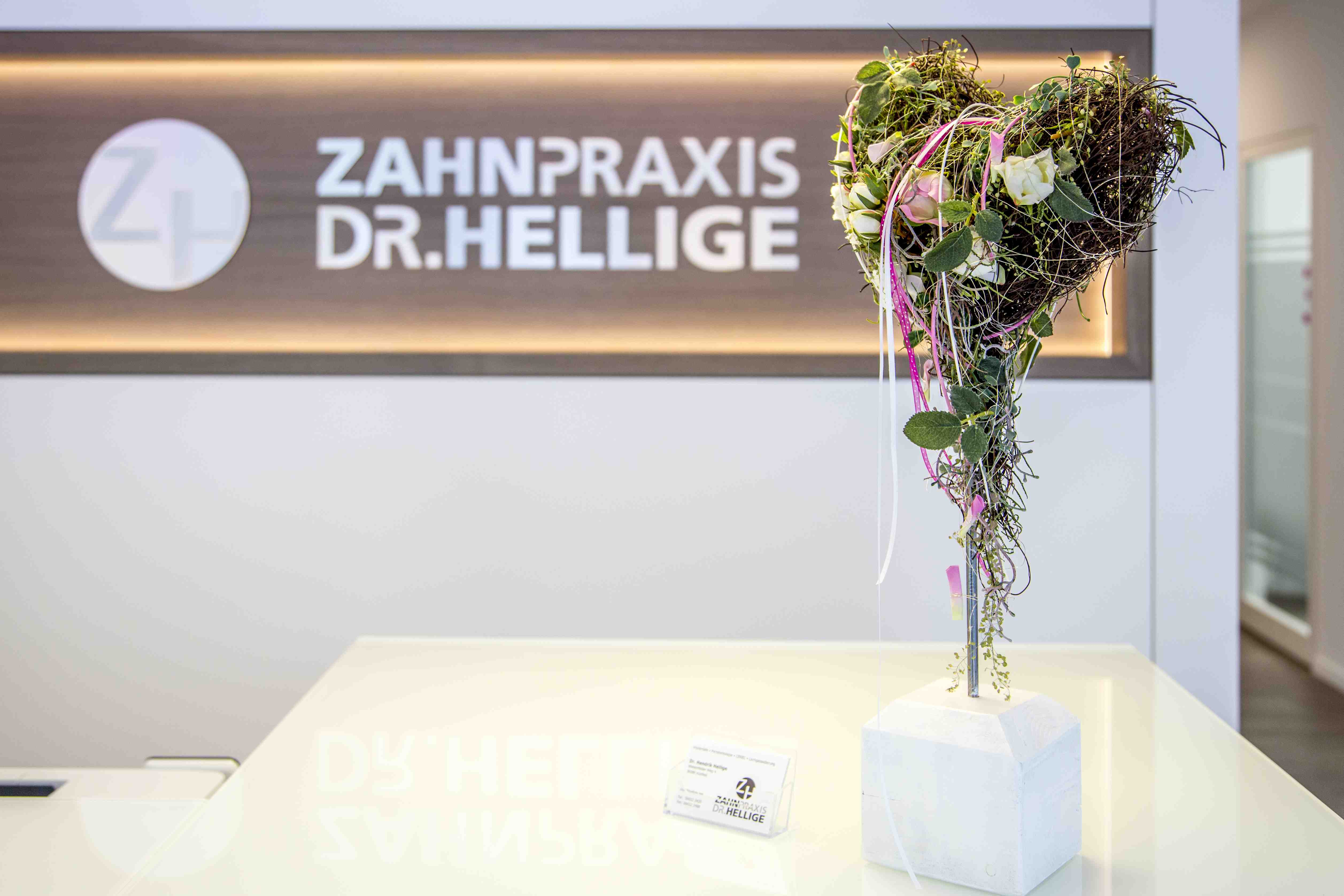 Unsere Zahnpraxis Dr. Hellige